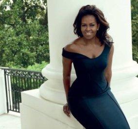 Η Μισέλ Ομπάμα μιλά και... αποκαλύπτει όλα αυτά για τα οποία δεν μπορούσε να μιλήσει ως Πρώτη Κυρία - Κυρίως Φωτογραφία - Gallery - Video