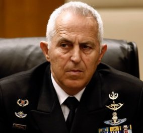Ποιος είναι ο νέος υπουργός Εθνικής Άμυνας και αρχηγός ΓΕΕΘΑ Ναύαρχος Αποστολάκης - Κυρίως Φωτογραφία - Gallery - Video