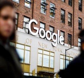Πρόστιμο-ρεκόρ 50 εκατ.ευρώ στην Google – Παραβίασε τους κανόνες προστασίας δεδομένων - Κυρίως Φωτογραφία - Gallery - Video