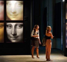 Good news: Ανεβάστε στο Instagram φωτογραφία από την έκθεση Λεονάρντο Ντα Βίντσι & κερδίστε ταξίδι στη Ρώμη - Κυρίως Φωτογραφία - Gallery - Video
