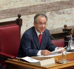Έφυγε από τη ζωή ο πρώην πρόεδρος της Βουλής Δημήτρης Σιούφας - Σύσσωμος ο πολιτικός κόσμος εκφράζει τη θλίψη του - Κυρίως Φωτογραφία - Gallery - Video