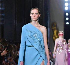 Υψηλή ραπτική: Οι καλύτερες εμφανίσεις στην πασαρέλα: Από τον Valentino μέχρι τον Christian Dior - Φώτο - Κυρίως Φωτογραφία - Gallery - Video