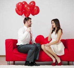 Μα τον Άγιο Βαλεντίνο! Ρητά για τον έρωτα, τρυφερά ή χιουμοριστικά, που ταιριάζουν για κάθε ζώδιο! - Κυρίως Φωτογραφία - Gallery - Video