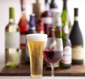 Ιδού η απάντηση στο αιώνιο ερώτημα: «Μπίρα πριν από το κρασί ή κρασί πριν από τη μπίρα;» - Κυρίως Φωτογραφία - Gallery - Video