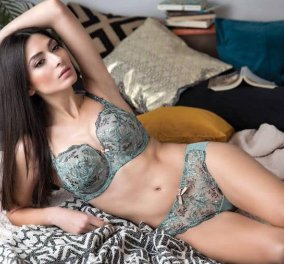 Made in Greece η Miss Rosy: Η ελληνική εταιρεία με τα κομψά γυναικεία εσώρουχα – Από τη Θεσσαλονική σε Κύπρο, Ισραήλ, Γερμανία & Σερβία - Κυρίως Φωτογραφία - Gallery - Video