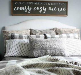 Ο Σπύρος Σούλης παρουσιάζει 8 χειμωνιάτικα υπνοδωμάτια: Θα σας δώσουν ιδέες για να ανανεώσετε το δικό σας - Φώτο  - Κυρίως Φωτογραφία - Gallery - Video