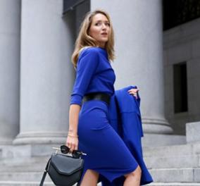 Μοναδικές προτάσεις για το πιο κομψό και ντελικάτο ντύσιμο στο γραφείο - Φώτο  - Κυρίως Φωτογραφία - Gallery - Video