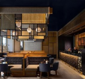 Το νέο ξενοδοχείο που άνοιξαν στο Λονδίνο ο Ρόμπερτ Ντε Νίρο και ο περίφημος Ιάπωνας σεφ Nobu - Δείτε φώτο - Κυρίως Φωτογραφία - Gallery - Video