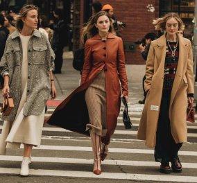 Η Vogue μας παρουσιάζει τα καλύτερα Street Style από την εβδομάδα μόδας στη Νέα Υόρκη - Φώτο  - Κυρίως Φωτογραφία - Gallery - Video