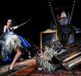 Οι πιο αξιομνημόνευτες στιγμές στην πασαρέλα του Jeremy Scott - Φώτο   - Κυρίως Φωτογραφία - Gallery - Video