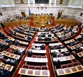 153 βουλευτές υπογράφουν την ένταξη των Σκοπίων στο ΝΑΤΟ - Και το Ποτάμι - Κυρίως Φωτογραφία - Gallery - Video