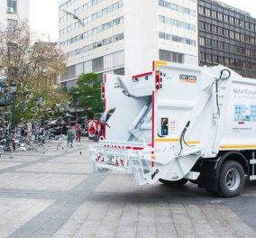 Στείλτε sms για να σας μαζέψουν τα σκουπίδια – Ο νέος τρόπος για το ραντεβού με το απορριμματοφόρο - Κυρίως Φωτογραφία - Gallery - Video