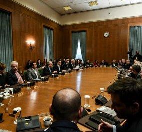 Σήμερα το απόγευμα η ορκωμοσία των νέων μελών της κυβέρνησης - Κυρίως Φωτογραφία - Gallery - Video