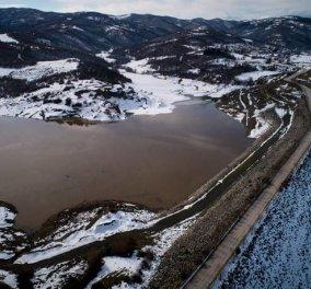 Λίμνη Σμοκόβου: Η άγνωστη λίμνη της Καρδίτσας ένα πραγματικό στολίδι της περιοχής - Βίντεο  - Κυρίως Φωτογραφία - Gallery - Video