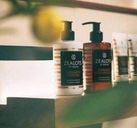 Made in Greece τα Zealots: Προϊόντα περιποίησης δέρματος από κάνναβη & εξατομικευμένη δράση - Κυρίως Φωτογραφία - Gallery - Video