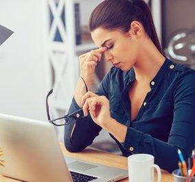 Πως συνδέεται η κατάθλιψη στις γυναίκες με τις πολλές ώρες εργασίας; Οι επιστήμονες αποκαλύπτουν... - Κυρίως Φωτογραφία - Gallery - Video