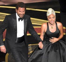 Lady Gaga - Μπράντλεϊ Κούπερ: Ερμήνευσαν μαζί το «Shallow» που τους χάρισε το Όσκαρ (βίντεο) - Κυρίως Φωτογραφία - Gallery - Video