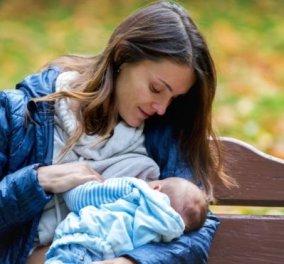 Θηλασμός: Μειώνει τον κίνδυνο παιδικού εκζέματος - Πολλά τα οφέλη για τα βρέφη - Κυρίως Φωτογραφία - Gallery - Video
