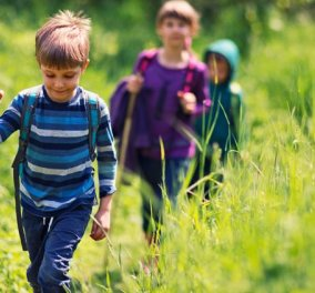 Έρευνα: Τα παιδιά που μεγαλώνουν μέσα στο πράσινο έχουν καλύτερη ψυχική υγεία ως ενήλικες - Κυρίως Φωτογραφία - Gallery - Video