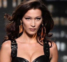 Στην Αθήνα η Μπέλα Χαντίντ : Το ρίξε μάλιστα στα σουβλάκια - Πως το διάσημο μοντέλο βρέθηκε στην Ελλάδα (φώτο) - Κυρίως Φωτογραφία - Gallery - Video