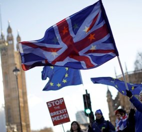Άρχισαν τα όργανα: Εν όψει Brexit 1200 βρετανικές επιχειρήσεις βλέπουν τον δρόμο για το εξωτερικό! - Κυρίως Φωτογραφία - Gallery - Video