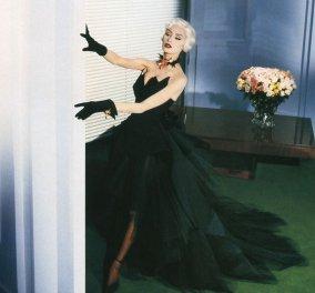 Πέθανε νεότατη & ολομόναχη η  καλλονή Όλγα Παντιουσένκοβνα-  Αγαπημένο μοντέλο των Vercace, Dior, Λάγκερφελντ (φώτο) - Κυρίως Φωτογραφία - Gallery - Video
