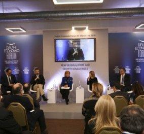 Ανοίγει τις πύλες του το 4ο Οικονομικό Φόρουμ των Δελφών: Μια σπουδαία διεθνής συνάντηση για την Ελλάδα - Κυρίως Φωτογραφία - Gallery - Video