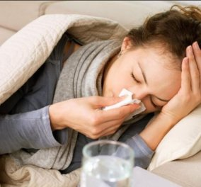 Σαρώνει ο ιός της γρίπης: 150 ασθενείς στην εντατική - Τα στατιστικά ηλικίας - Κυρίως Φωτογραφία - Gallery - Video