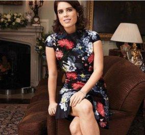 Άνοιξη αργείς; Η πριγκίπισσα Ευγενία μόλις φόρεσε το πιο λουλουδένιο & ανοιξιάτικο φόρεμα (φωτό) - Κυρίως Φωτογραφία - Gallery - Video