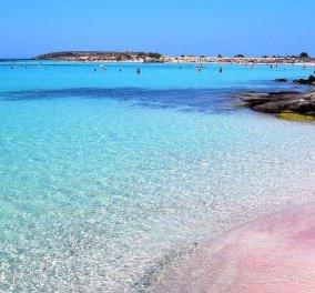 Good news : Δύο ελληνικές παραλίες στις καλύτερες του κόσμου - Οι 25 κορυφαίες του TripAdvisor (φώτο) - Κυρίως Φωτογραφία - Gallery - Video