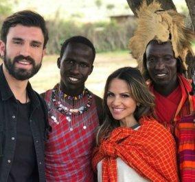 Οι συναρπαστικές εικόνες από το ταξίδι στη Κένυα του Ηλία Γκότση & της Σόφη Πασχάλη - Κυρίως Φωτογραφία - Gallery - Video