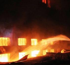 Κόλαση φωτιάς σε ξενοδοχείο της Ινδίας: 17 νεκροί, μεταξύ αυτών και 1 παιδί (Βίντεο) - Κυρίως Φωτογραφία - Gallery - Video
