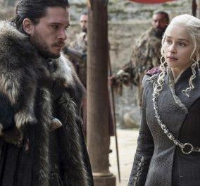 Οι fans του Game of Thrones τρελάθηκαν - Μόλις διέρρευσαν φωτογραφίες από τον τελευταίο κύκλο - Κυρίως Φωτογραφία - Gallery - Video
