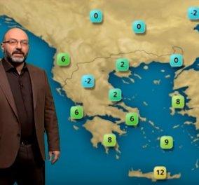 Σάκης Αρναούτογλου: Yποψήφιος ευρωβουλευτής με το ΚΙΝΑΛ ο γνωστός μετεωρολόγος   - Κυρίως Φωτογραφία - Gallery - Video