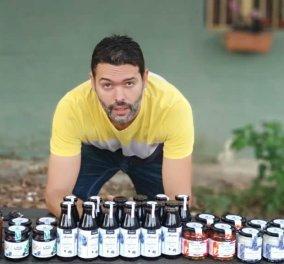 Αποκλ. Made in Greece η Berryland: Από πωλητής με 370 ευρώ σήμερα αγρότης καινοτόμων υπερτροφών – Αρώνια & γκότζι μπέρι με εξαγωγές σε 10 και πλέον χώρες - Κυρίως Φωτογραφία - Gallery - Video