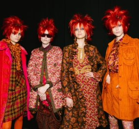 Ξεφυλίστε το άλμπουμ: Οι 304 καλύτερες φώτο όλων των σχεδιαστών στην Εβδομάδα μόδας της Νέας Υόρκης  - Κυρίως Φωτογραφία - Gallery - Video