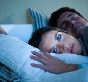 Λύθηκε ο γρίφος της αϋπνίας; - Σχετίζεται τελικά με την κατάθλιψη; - Κυρίως Φωτογραφία - Gallery - Video