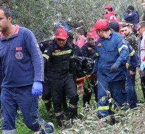 Τραγικός επίλογος για τους 4 αγνοούμενους στην Κρήτη – Εντοπίστηκαν νεκροί στο αυτοκίνητό τους - Κυρίως Φωτογραφία - Gallery - Video