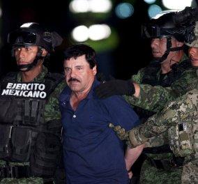 """Δίκη βαρώνου ναρκωτικών Ελ Τσάπο: Βίαζε 13χρονες μικρούλες τις πότιζε ουσίες & τις αποκαλούσε """"βιταμίνες ζωής""""  - Κυρίως Φωτογραφία - Gallery - Video"""