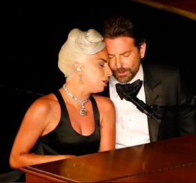 """Η Lady Gaga απαντά για τη σχέση της με τον Μπράντλεϊ Κούπερ: """"Δεν τρέχει τίποτα ερωτικό μεταξύ μας"""" - Κυρίως Φωτογραφία - Gallery - Video"""