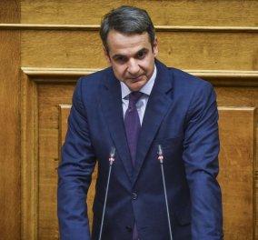 "LIVE η ομιλία του Κυριάκου Μητσοτάκη στη βουλή : ""Κύριε Τσίπρα έχετε επιλεκτική μνήμη""  - Κυρίως Φωτογραφία - Gallery - Video"