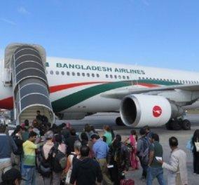 Απόπειρα αεροπειρατείας σε σκάφος με προορισμό το Ντουμπάι - Στο αεροσκάφος ο δράστης (φώτο) - Κυρίως Φωτογραφία - Gallery - Video