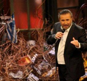 Ο Λαζόπουλος επιστρέφει με το «Αλ Τσαντίρι Νιούζ» - Αυτό είναι το τρέιλερ - Κυρίως Φωτογραφία - Gallery - Video