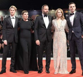 Βραβεία BAFTA : Ο πρίγκιπας Ουίλιαμ και η Κέιτ  στο κόκκινο χαλί - Με 7 βραβεία έφυγε  ο Λάνθιμος (φώτο-βίντεο) - Κυρίως Φωτογραφία - Gallery - Video