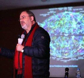 Σπύρος Μαργέτης: Ο Έλληνας φυσικός του Οχάιο επικεφαλής στο μεγαλύτερο πείραμα για τη δημιουργία του σύμπαντος - Κυρίως Φωτογραφία - Gallery - Video