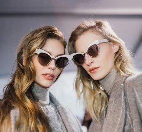 Νέα συλλογή γυαλιών Max Mara για την Άνοιξη/Καλοκαίρι 2019: Έχουν διακριτική & σύγχρονη αισθητική - Κυρίως Φωτογραφία - Gallery - Video