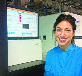 Έλλη Παπαεμμανουήλ: Η Ελληνίδα επιστήμονας ανακάλυψε το γονίδιο που είναι υπεύθυνο για την παιδική λευχαιμία - Κυρίως Φωτογραφία - Gallery - Video