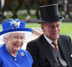 Καιρός ήταν: Ο 97χρονος πρίγκιπας Φίλιππος  σύζυγος της Βασίλισσας Ελισάβετ παρέδωσε το δίπλωμα οδήγησης του (φώτο) - Κυρίως Φωτογραφία - Gallery - Video