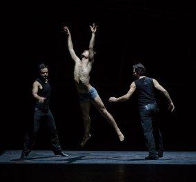 """Η Apivita μεγάλος χορηγός του μπαλέτου της Εθνικής Λυρικής Σκηνής, στην πρεμιέρα του """"Herrumbre""""   - Κυρίως Φωτογραφία - Gallery - Video"""
