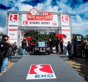 """Η ΕΚΟ Μέγας Χορηγός στο """"22ο Rallye Monte-Carlo Historique"""" - Κυρίως Φωτογραφία - Gallery - Video"""